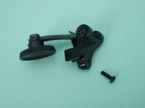 画像1: 新品★カーブがスイスイ縫える ローラー(車輪)押さえ レザー用