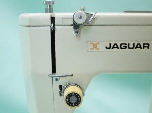 画像1: 新品★ジャガーMT303用プリテンション 太糸対応 レザー/帆布
