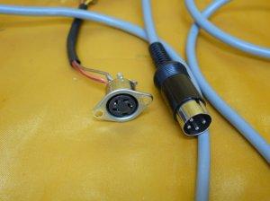 画像2: 新品★ジューキHZL9800 9900 フットコントローラー/差込プラグセット